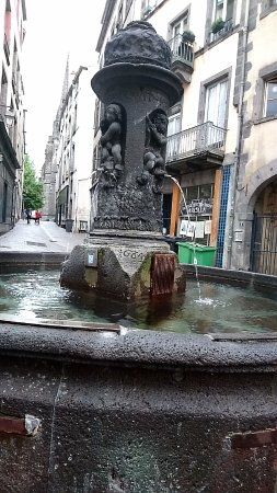 Fontaine du Terrail