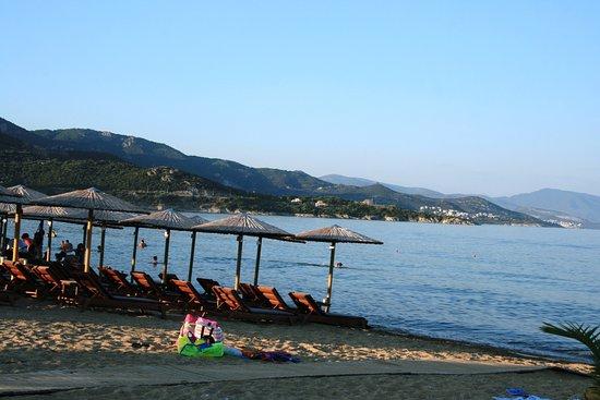 Nea Iraklitsa, Greece: beach