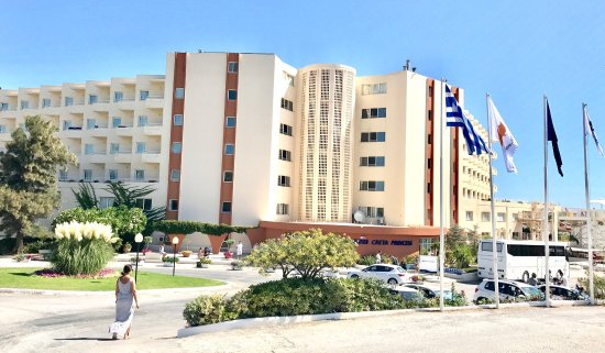 Louis Creta Princess Beach Hotel: Impressionen
