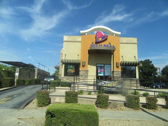Taco Bell, Morgan Hill, Ca