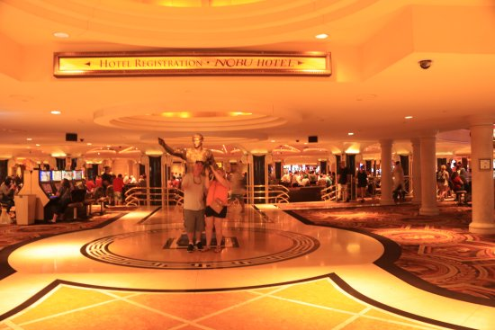Casino at Caesars Palace : La entrada al Caesars