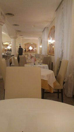 Playa Grand Hotel: Ristorante