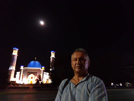 Taraz, Kazakhstan: Central Mosque