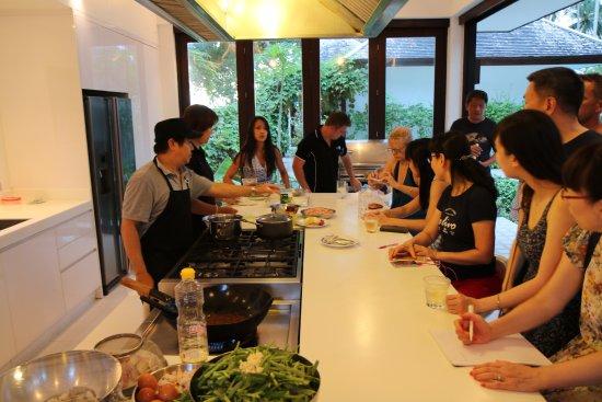 Lipa Noi, Thailand: cooking classes