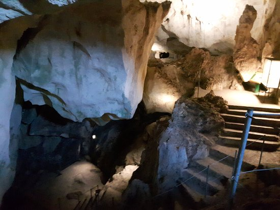 Zuheros, สเปน: Grotta