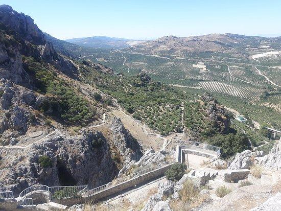 Zuheros, สเปน: Panorama circostante