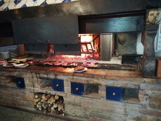 Fabro, อิตาลี: griglia