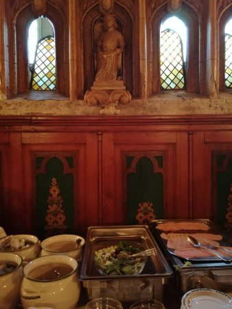 City Hotel Matyas : Sala colazione