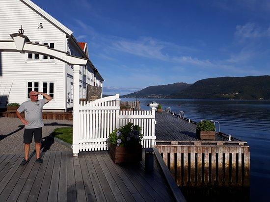 Angvik Gamle Handelssted - by Classic Norway