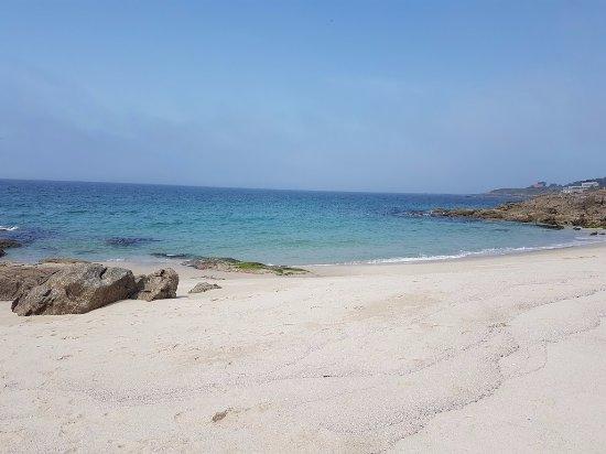 Vigo, إسبانيا: Vista de la costa