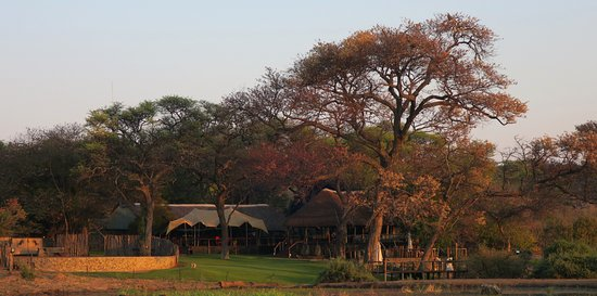 Elephant Valley Lodge: Main area