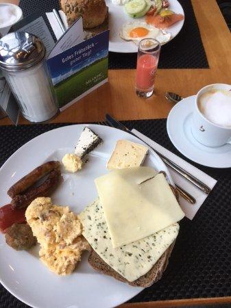 Restaurant Blixx Im Atlantic Hotel Airport Bremen
