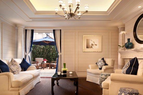 เดอะ เพนนินซูลา เซี่ยงไฮ้: SPA Tea Lounge