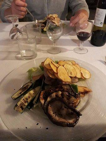 Fucecchio, Italien: Un buonissimo filetto ....