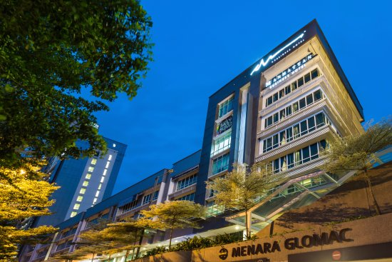Manhattan business hotel ttdi kuala lumpur malesia for Beautiful boutique hotels