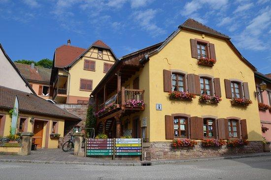 Office de Tourisme Intercommunal  du Mont Sainte-Odile
