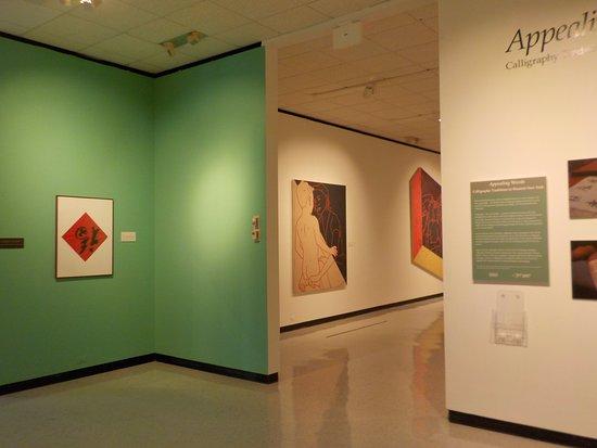 Castellani Art Museum of Niagara University: One View of the Castellani