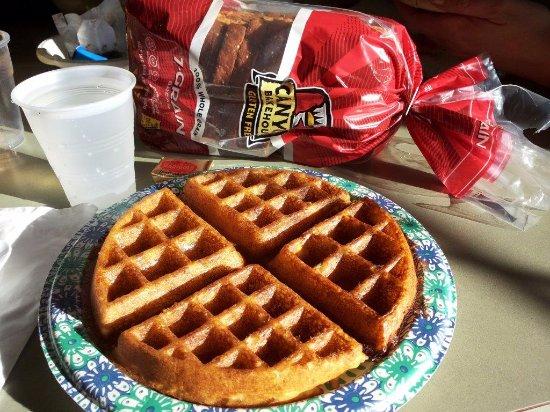 Chester, Kaliforniya: waffle e pane 7 cereali senza glutine!!