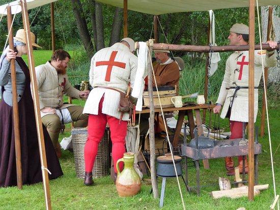 Arlington, UK: Medieval Weekend at Michelham Priory