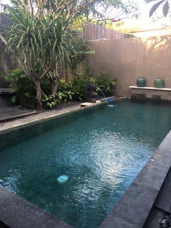 Kei Villas: Indoor pool