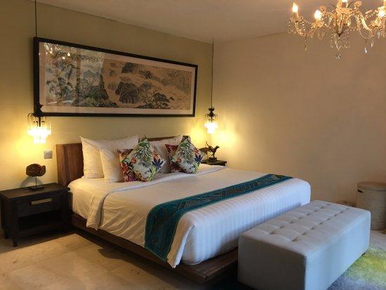 Kei Villas: Bedroom