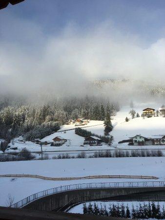 Gosau, Αυστρία: Вид из номера