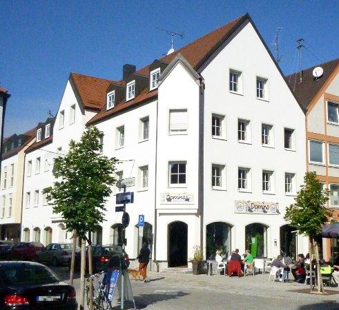 Pfaffenhofen an der Ilm, Alemania: Domino