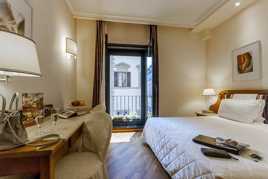 Hotel Laurus al Duomo: Double Room with view