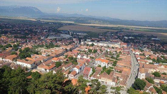 Rasnov, Romania: Vistas