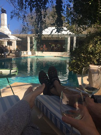 Elgin, South Africa: Pool