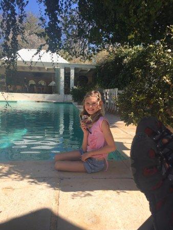 Elgin, South Africa: Posing!