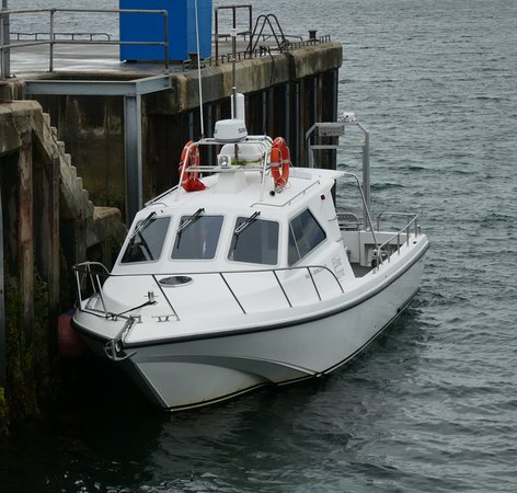 Arranmore, Ireland: Boat Trip with Jim