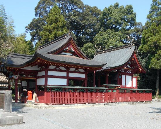 ‪Ohnamuchi Shrine‬
