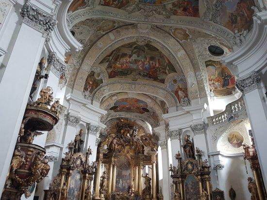 Bad Staffelstein, Alemanha: Klosterkirche