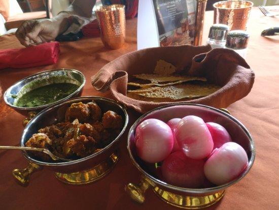 Ghar-e-Kebab : Condiments