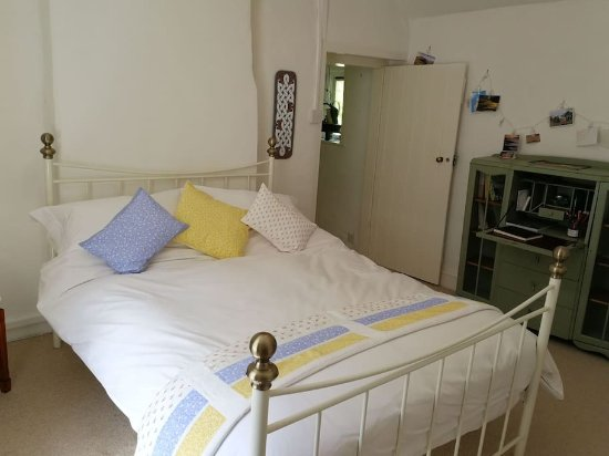 Machynlleth, UK: The Guest Suite Double Bedroom