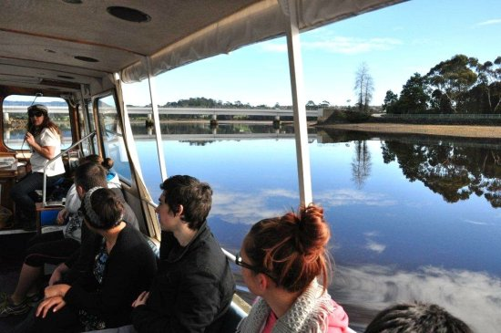 Leven River Cruises Ulverstone Central North Coast Tasmania