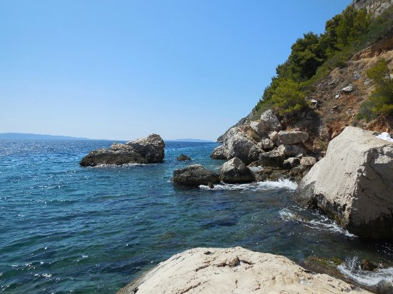 Slatine, Croatia: Gospa od Prizidnice