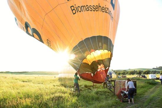 ADS Ballooning
