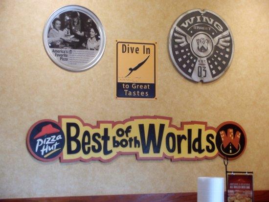 บัฟฟาโล, ไวโอมิง: Pizza Hut