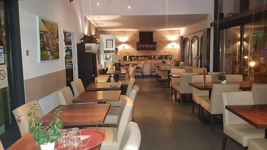 Les Adrets-de-l'Esterel, France: l'interieur du restaurant