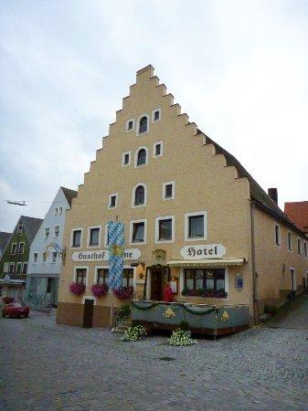 Greding, Almanya: Gasthof Krone