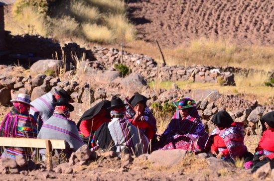 Adventure Heart Peru: Matrimonio sull'isola di Taquile (lago Titicaca)