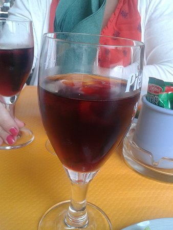 Le Rustic: vin de myrte