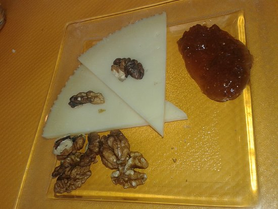 Le Rustic: fromage