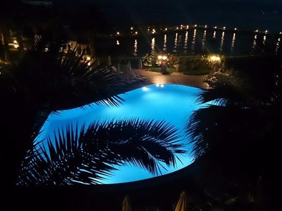 Le Bleu Hotel & Resort : My Room View