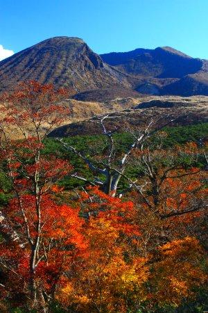 Ebino, Japón: 錦秋のえびの高原・その2