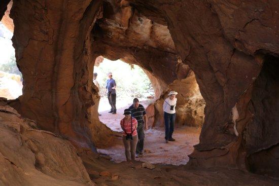 Cederberg, جنوب أفريقيا: The Caves