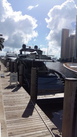 Kimpton EPIC Hotel: La marina