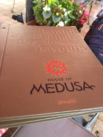 House of Medusa Photo